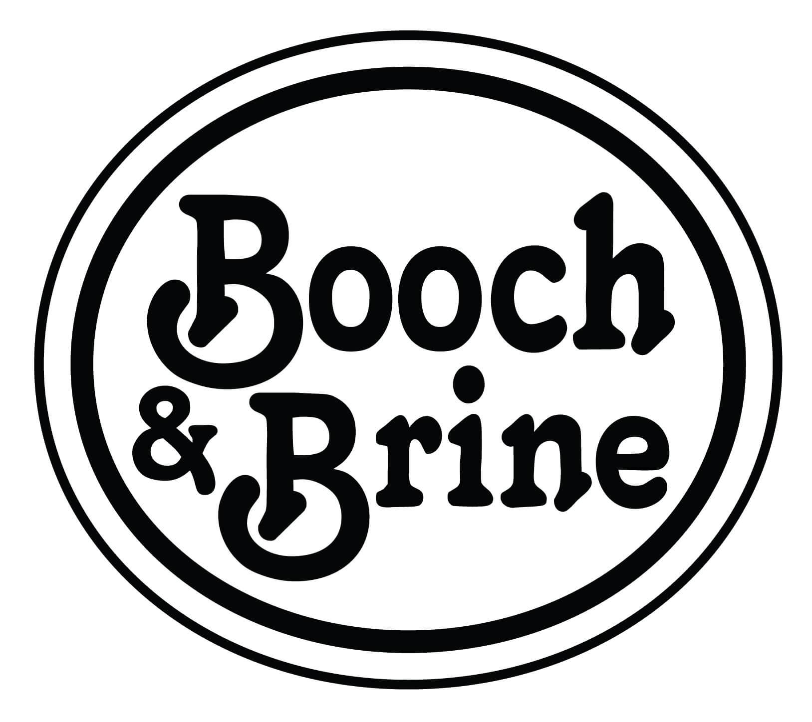 Booch & Brine: Buy Kimchi, Kraut and Kombucha